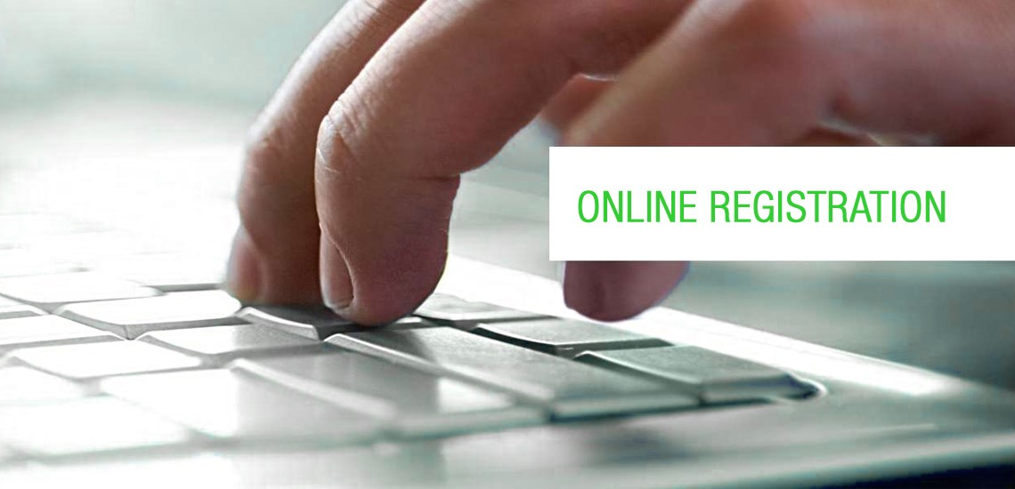 Online Registration - Privacy Policy